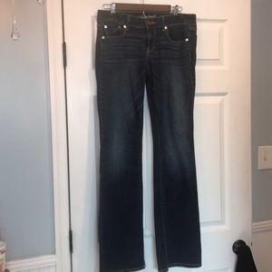 3/$20 American eagle 8 jeans favorite boyfriend